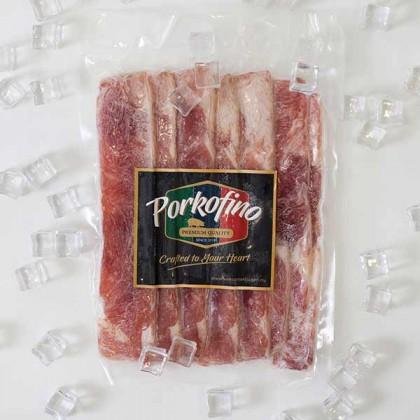 Smoked Picnic Bacon 烟熏前腿培根 (300gm)