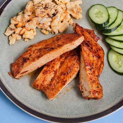 Cajun Spiced Chicken Breast 卡津风味鸡胸 250gm±