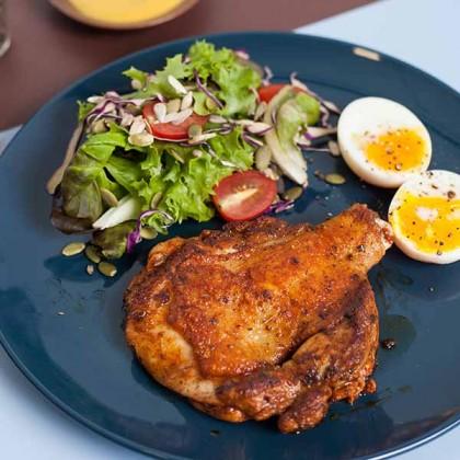 Cajun Spiced Chicken Chop 卡津风味鸡扒  200gm±