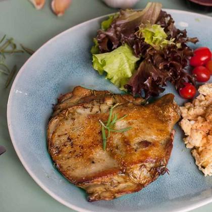 Chicken Chop Rosemary Garlic 蒜蓉迷迭香鸡扒 200gm±