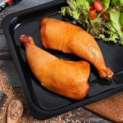 Classic Smoked Chicken Whole Leg 烟熏鸡全腿  2pcs (Large)