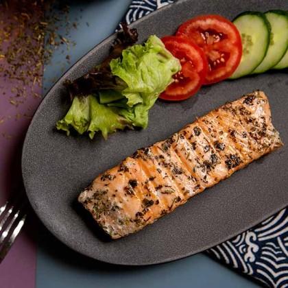 Mixed Herbs Norway Salmon Fillet 混合香料挪威三文鱼 200gm±