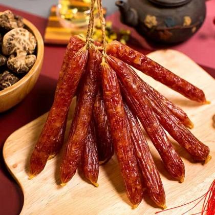 Chinese Sausage 腊肠 (White String /白绳)  (250gm / 500gm)